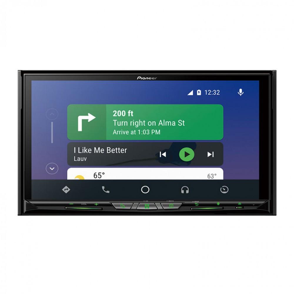 【Pioneer】AVH-Z9250BT 7吋CarPlay DVD觸控螢幕主機-WiFi/USB/IPod/IPhon