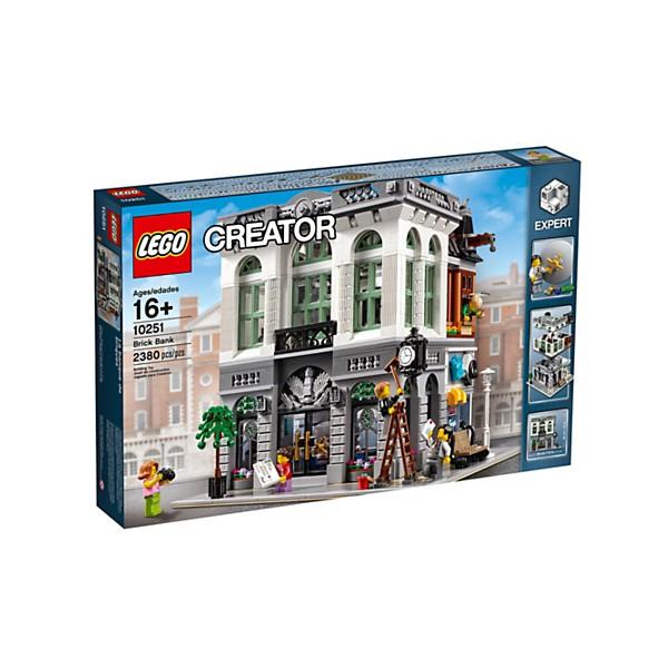 Lego 10251 街景系列 銀行 (全新未拆)