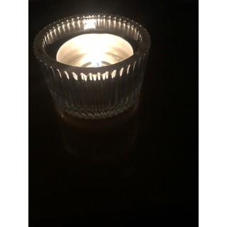 ikea 無煙環保蠟燭 小茶燭 無香 小蠟燭 鋁殼蠟燭 新北市