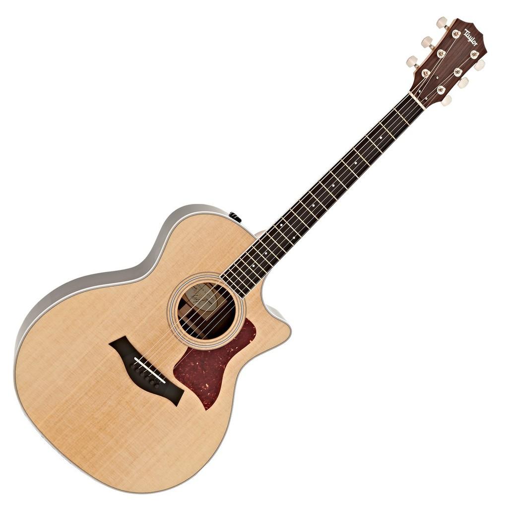 美國廠 Taylor 414ce-R 印度玫瑰木側背板 全單板電木吉他 全新品公司貨【民風樂府】