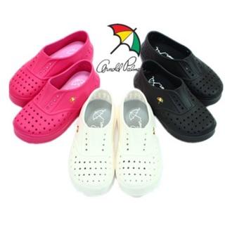☂️Arnold Palmer兒童防水止滑洞洞鞋(16~21號)(桃/ 白/ 黑)(台灣製造) 花蓮縣