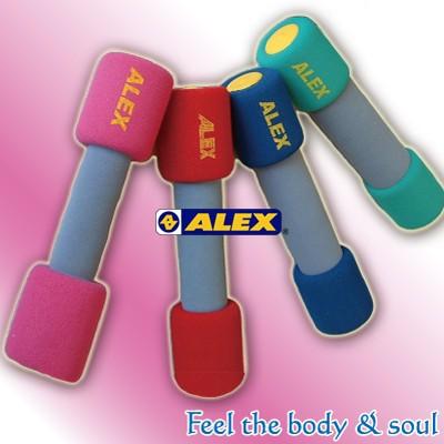 alex C-07 c07 韻律啞鈴(對)-2LB~5LB