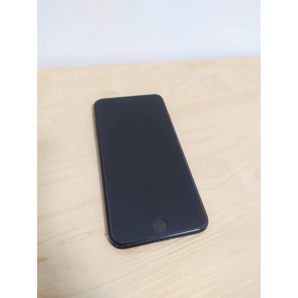 台南11月中面交 二手 IPHONE I PHONE 7plus 128g 無配件盒子 全機包膜 無傷