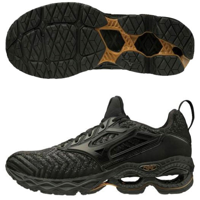 {NERD} 台中益民商圈 MIZUNO WAVE CREATION WAVEKNIT 2 運動鞋