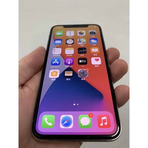 IPhone X 256g ix apple 蘋果 二手 桃園