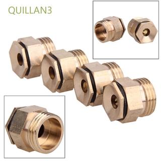 """QUILLAN3 1/ 2""""黃銅螺紋灑水器360度灑水頭噴嘴噴霧噴頭/ 多種顏色"""