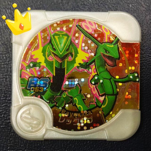 Pokemon TRETTA 烈空座 (特別02彈)