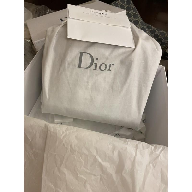 Dior 迪奧 漆皮金邊中號經典黛妃包(正品)