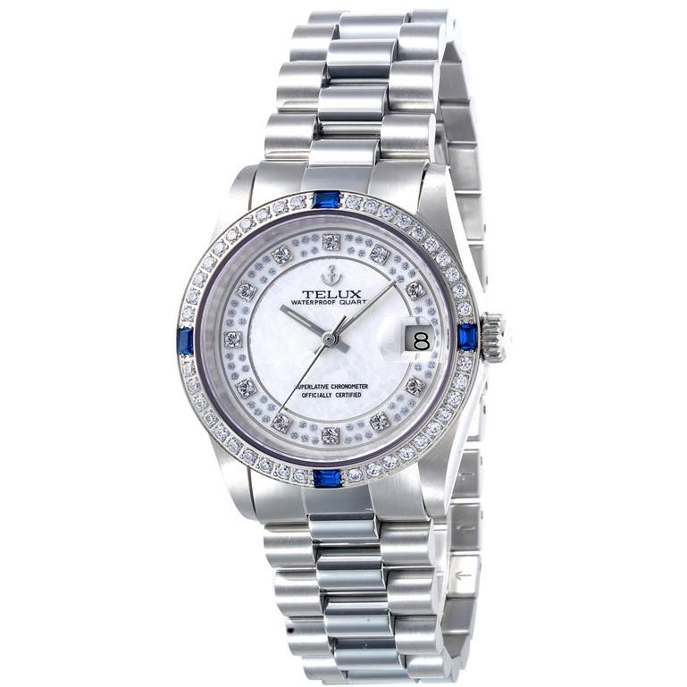 [缺貨中]台灣品牌手錶腕錶【TELUX鐵力士】尊爵系列經典男腕錶手錶-36MM-另有女款 台灣製造復古