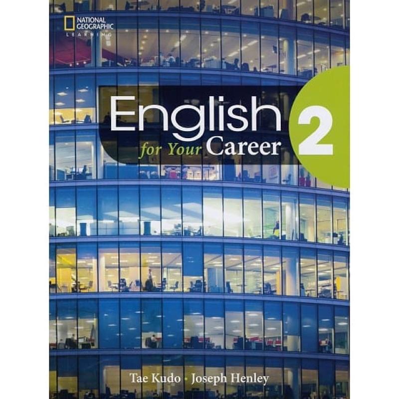 《可議價》英文上課用書English for Your Career 2