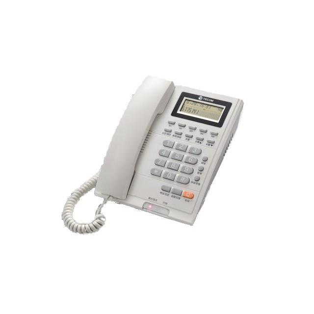 東訊TECOM AP-3303(AP3303)顯示型電話單機※含稅※(黑色/白色)