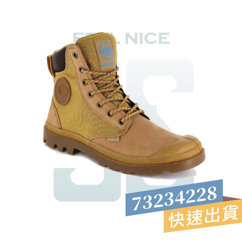 PALLADIUM 經典款 黃靴 高筒靴 防水 男女款 情侶鞋 73234228