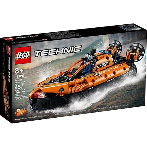LEGO 樂高LT42120 救援氣墊船_Technic科技系列