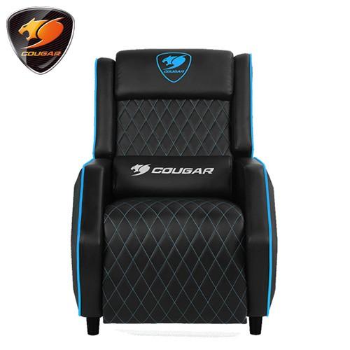 COUGAR 美洲獅 RANGER 專業級電競沙發椅 黑藍