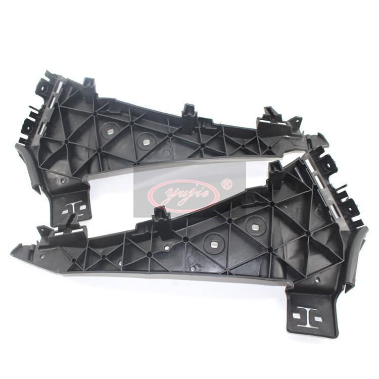 適用于奧迪Audi Q7 07-15年 前杠支架 前保險杠固定支架 卡子