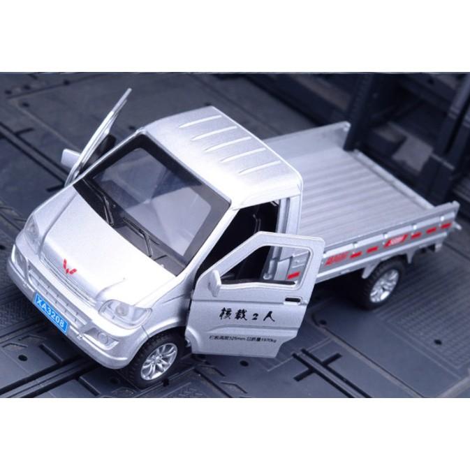 阿莎力玩具 1:32 合金小貨車 模型車 小發財 發財車 三菱貨車 得利卡 好幫手