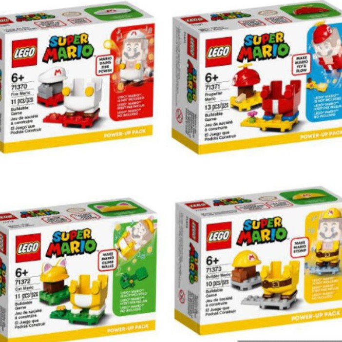 [BrickHouse] LEGO 樂高 服裝包 71370 71371 71372 71373