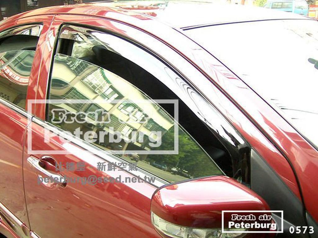 [晴雨窗] [崁入式] 比德堡崁入式晴雨窗-三菱 Mitsubishi GRUNDER 04年起專用(促銷優惠)