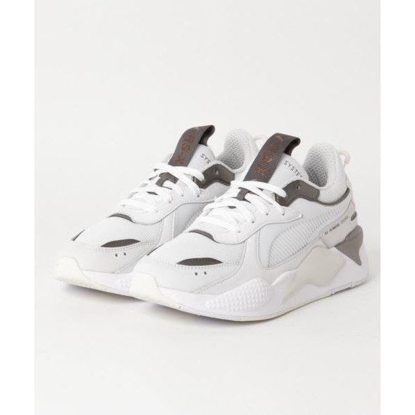 PUMA RS-X CORE RSX 白銀 老爸鞋 泫雅 著用 369451-02 老爹鞋
