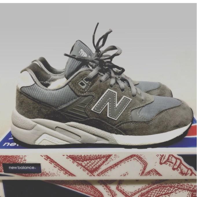 正品 New Balance  元祖灰 MRT580DS 慢跑鞋 運動鞋 厚底 現貨