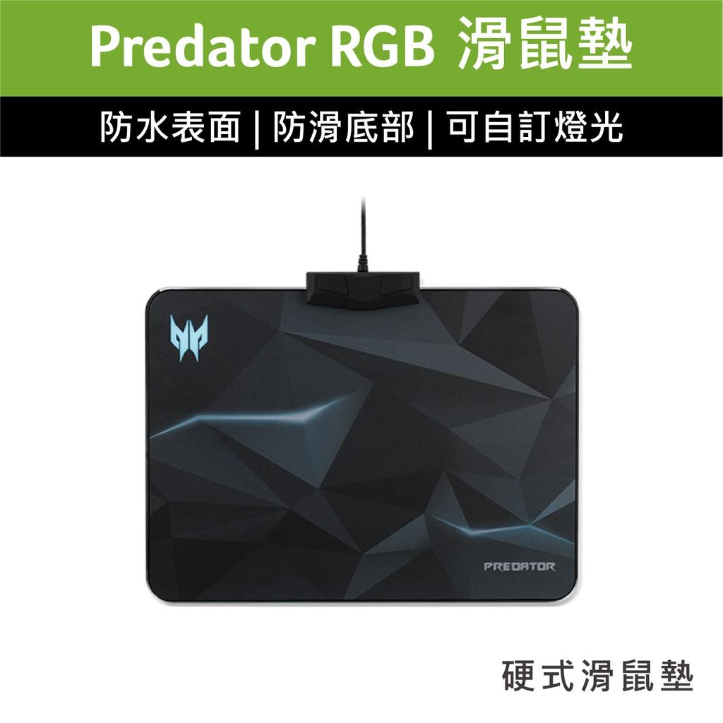 宏碁 acer | Predator RGB 電競滑鼠墊 | PMP810