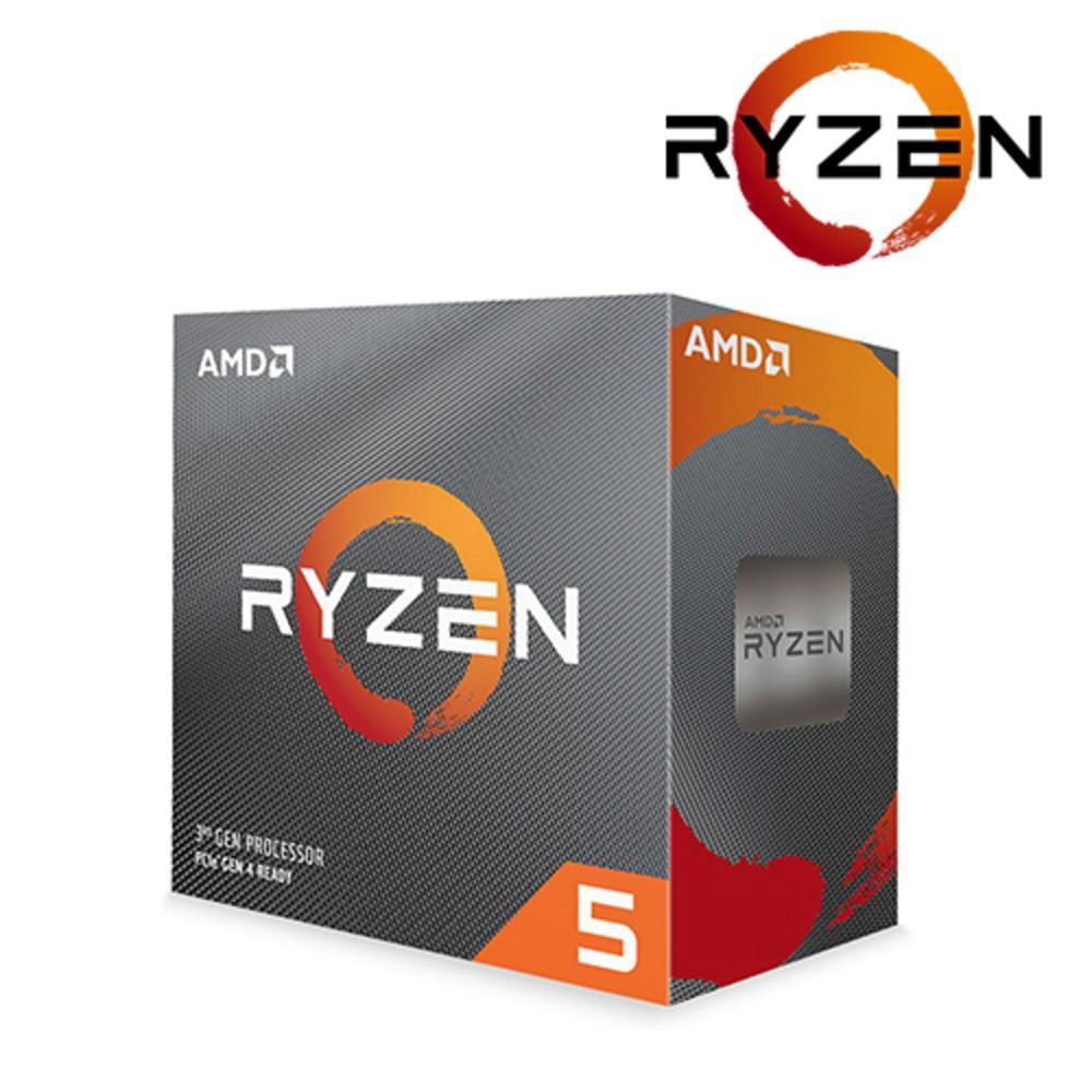 AMD RYZEN R5 3600 CPU AM4 六核心 中央處理器 廠商直送 現貨
