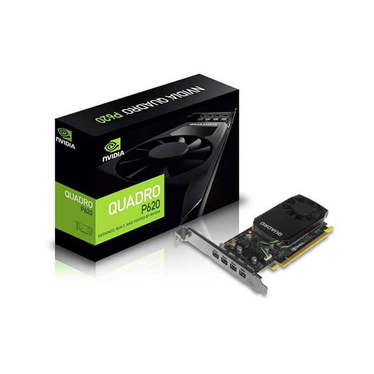 麗臺 NVIDIA Quadro P620 2GB GDDR5 工作站繪圖卡
