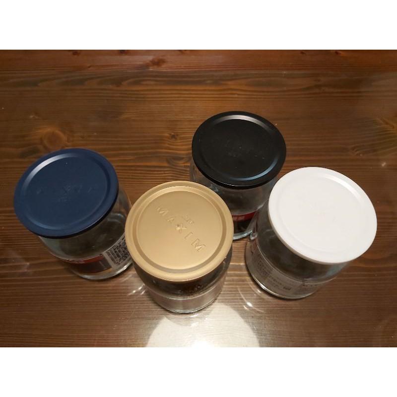 咖啡空罐 玻璃瓶 AGF 100g