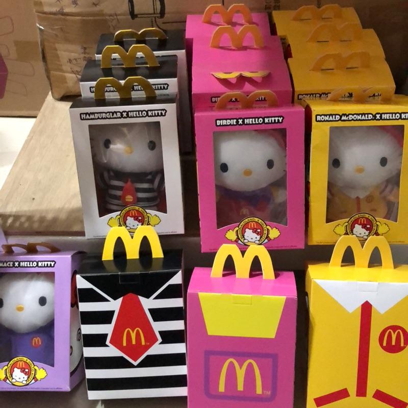 麥當勞🍔 hello kitty 娃娃
