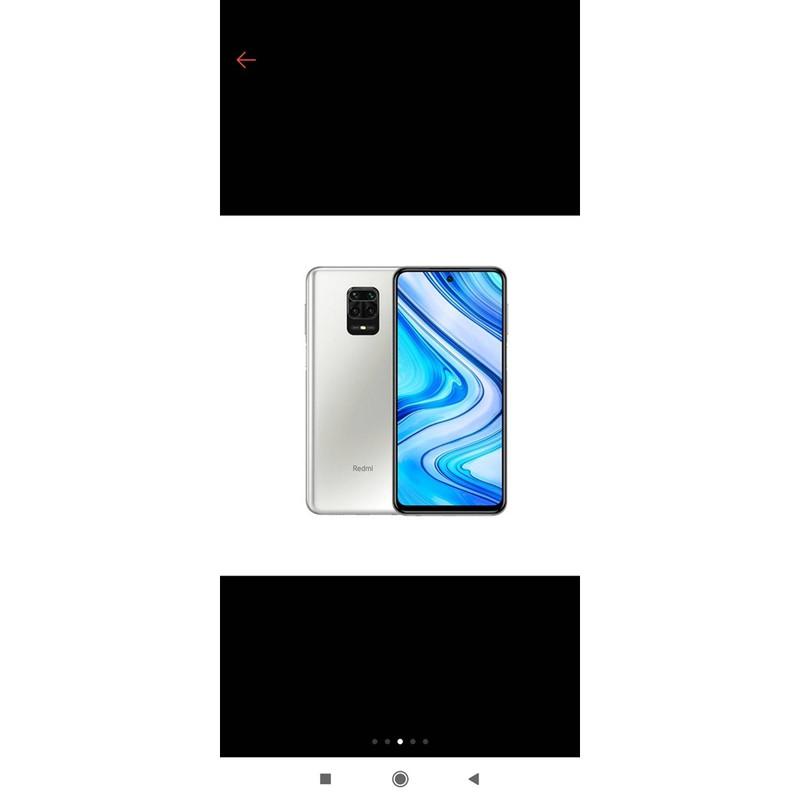 小米 紅米 Note 9 Pro (6G/128G) 二手9成新 遠傳保固中