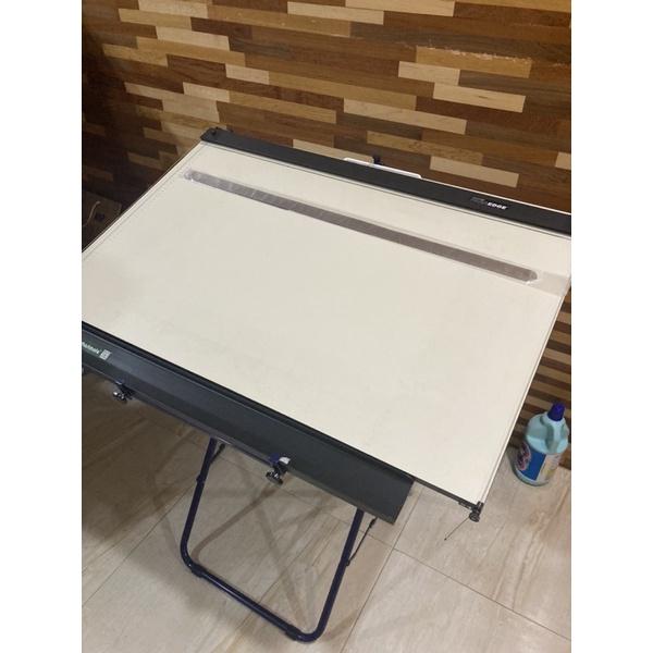建築科系 製圖科系 學生 技術士 建築 chartmate 恰得美 製圖桌 製圖板 繪圖桌 畫架 二手