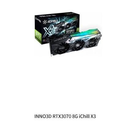 INNO3D RTX3070 8G iChill X3