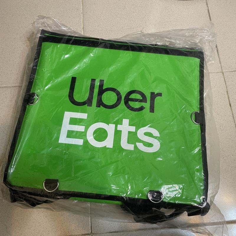 《全新》Uber eats 保溫箱 大包 ubereats
