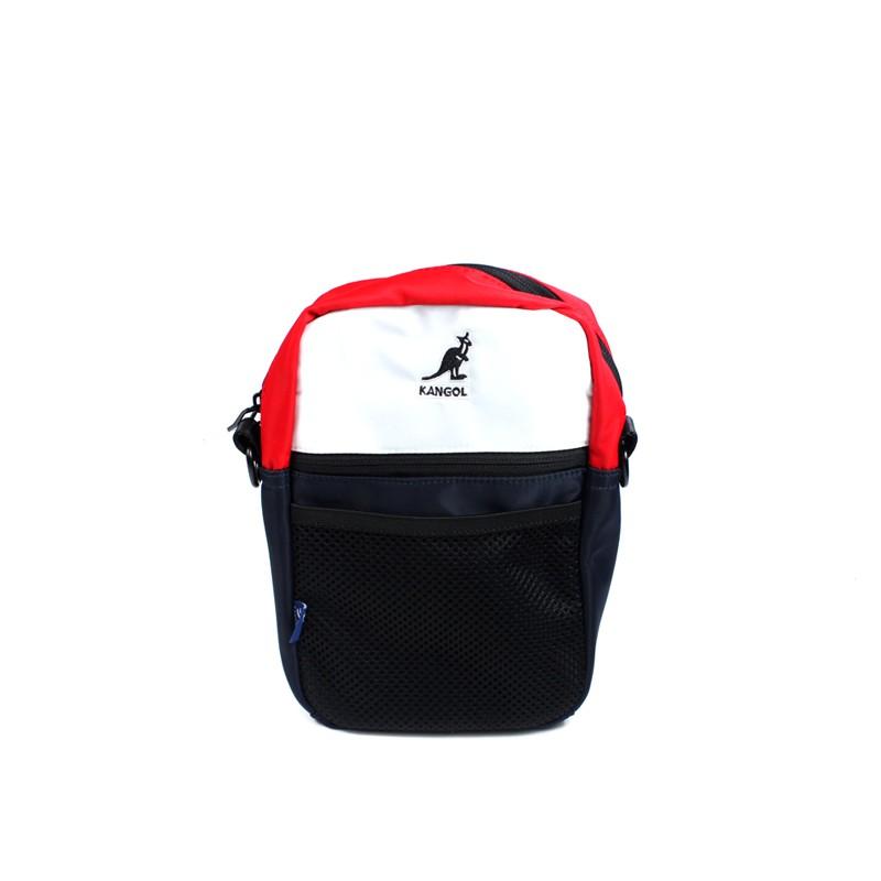 KANGOL 側背包 肩背 紅白藍 6025301342 noA70