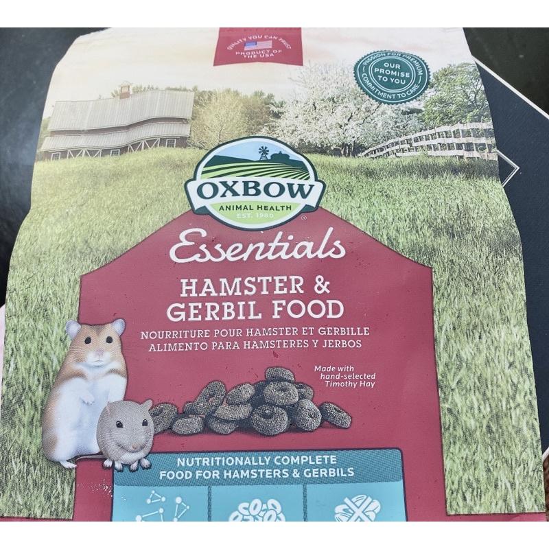 (肥生家)OXBOW 愛寶草圈 倉鼠飼料 分裝飼料 黃金鼠 侏儒倉鼠 10g 30g