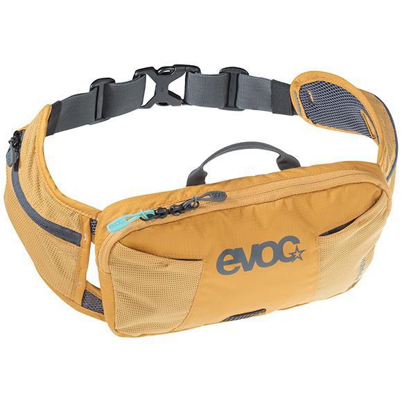 [EVOC SPORTS] HIP POUCH 1L 輕量透氣腰包 慢跑 騎車 登山 健行可用 斜揹 腰背 柔軟貼身舒適