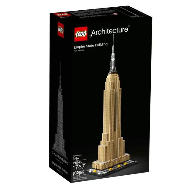 現貨*米咘小舖*LEGO ARCHITECTURE 21046 帝國大廈