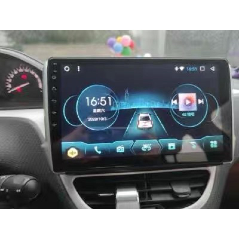 車用安卓機最新7862八核心安卓機(9寸10寸)