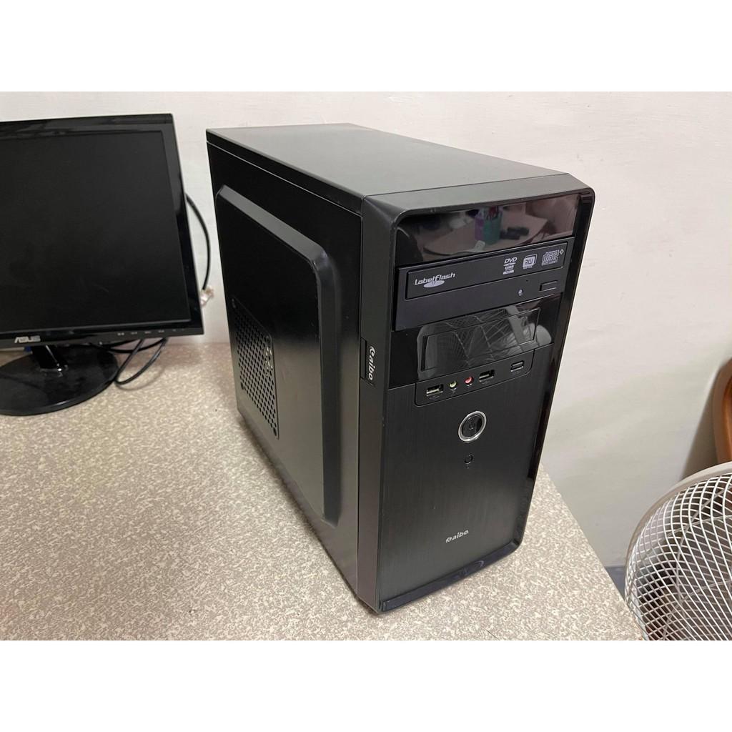 【二手主機】intel i7 4790 四核心 開機僅需30秒!二手文書機 二手電腦 二手桌機 中古文書機 桌上型主機