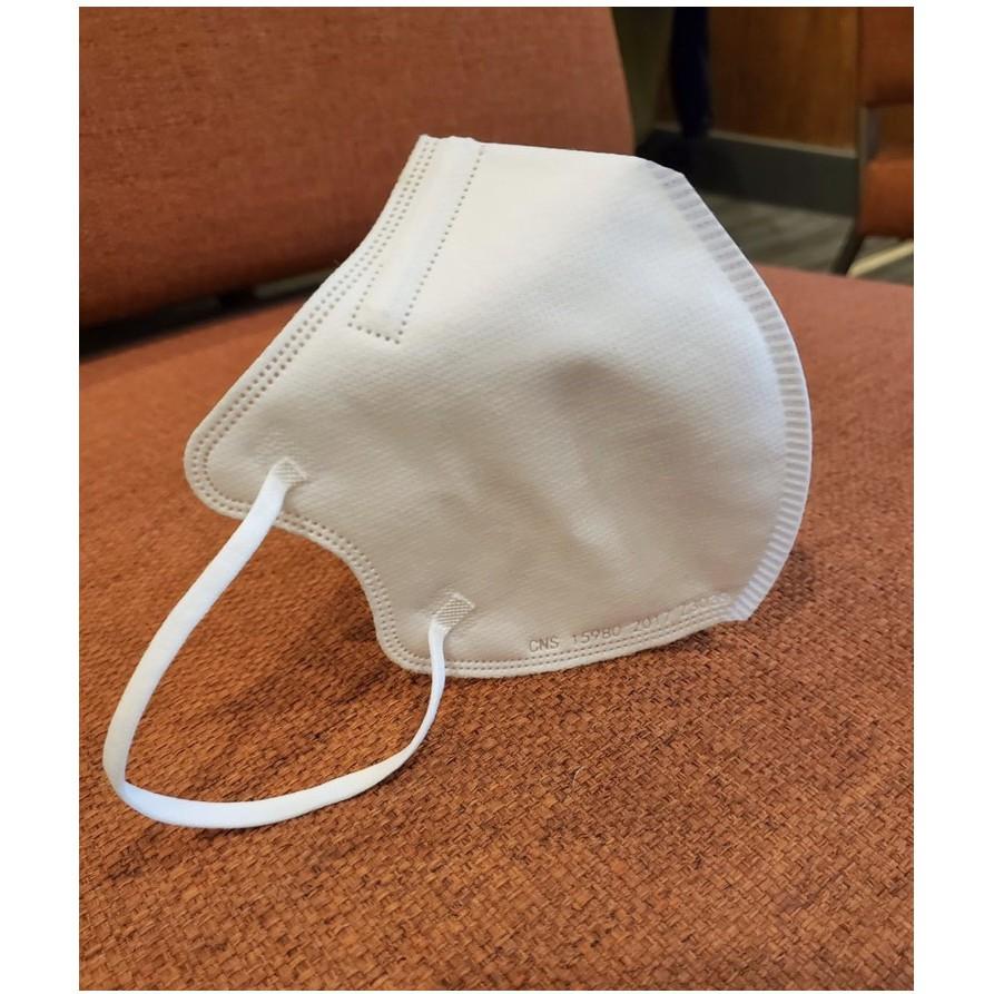 現貨!《白色》 愛惠浦防霾PM2.5口罩(無透氣閥、無外盒包裝)1盒14入(附發票)