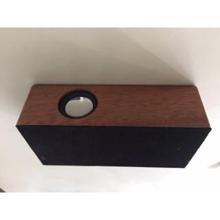 實體店便攜式磁感應木質音箱 攜帶式喇叭 感應音箱 手機擴音器音箱 無線感應喇叭 感應式喇叭 彰化縣