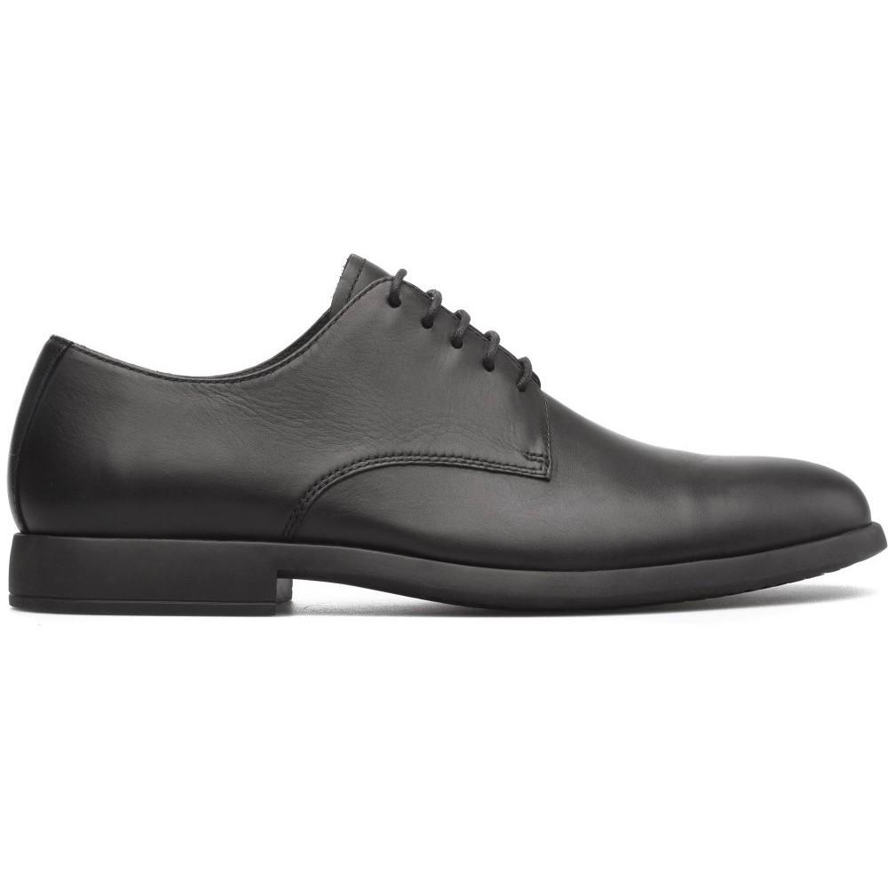 【 CAMPER 陳 】 全新真品 Truman. K100243-001  黑色男鞋. 現貨42.預購40~46