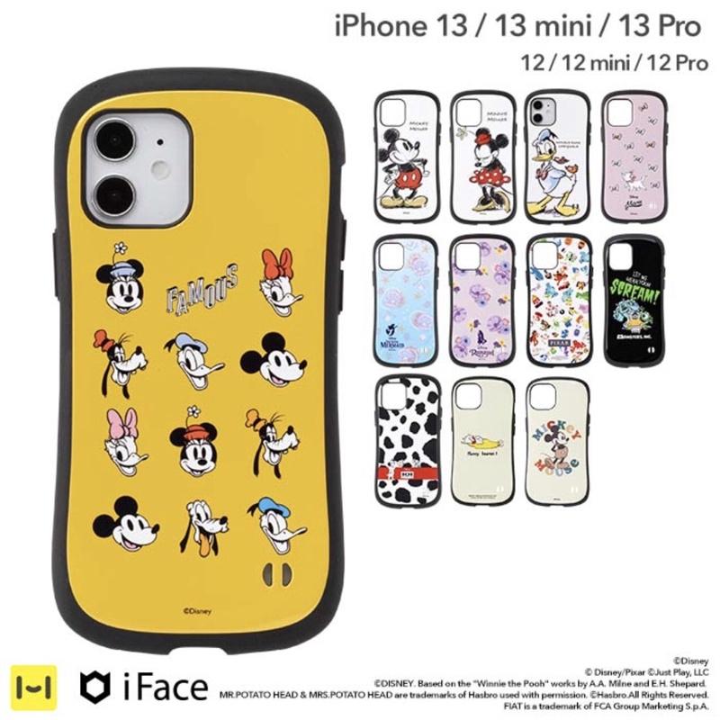 iFace iphone13/12手機機殼迪士尼款