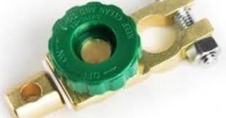 彰化員林翔晟電池-電瓶斷電開關 斷電頭/ 適用於 80D26 80D26L 80D26R/ 限量優惠中