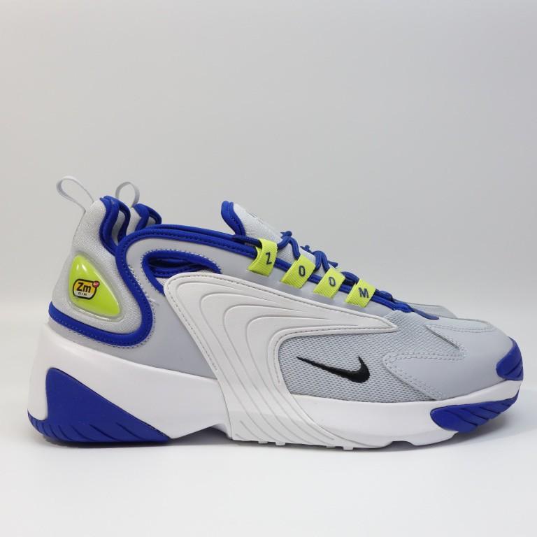 NIKE ZOOM 2K 男生鞋 AO0269 011 休閒鞋 老爹鞋 復古鞋 AO0269011【DELPHI23】