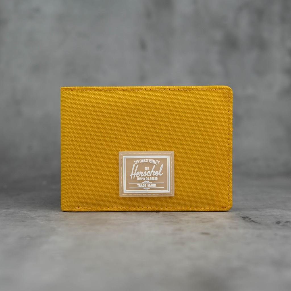 Herschel Roy Wallet Rubber RFID 短款 皮夾 10834-04304-OS