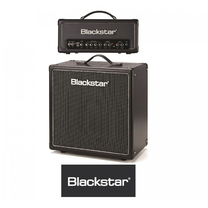 Blackstar HT-5RH Head + HT112 Cab 真空管電吉他音箱[唐尼樂器]