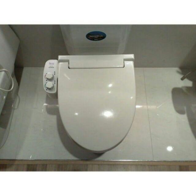 和成 送安裝 免安裝再折價 和成牌 HCG AF701 (L) 免插電雙噴嘴 AF701L 水洗 免治馬桶座 買貴退差價