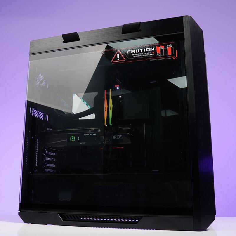 眾神合體AMD RYZEN 9 5950X RTX3090水冷電腦主機裝機方案