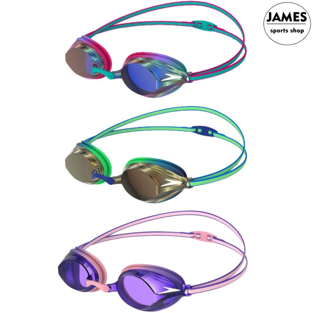 【詹姆士的店】Speedo Vengeance 兒童泳鏡 6-14歲 游泳眼鏡 兒童蛙鏡 泳鏡 兒童競技泳鏡